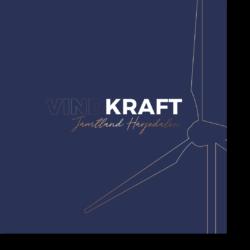 Broschyr Vindkraft i Jämtland Härjedalen