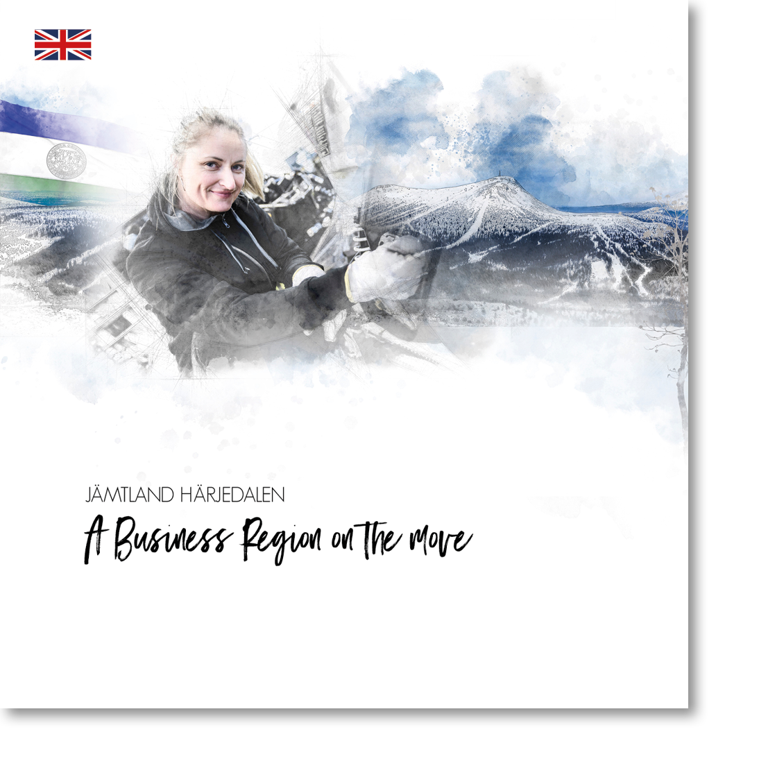 Folder A Business Region on the Move